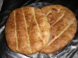 Рецепт приготовления хлеба
