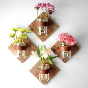 Как украсить «серенькую» кухню своими руками