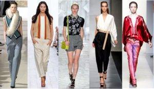 Модный сезон весна–лето 2015