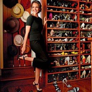 Обувь в женском гардеробе
