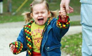 Как разобраться с детскими капризами?