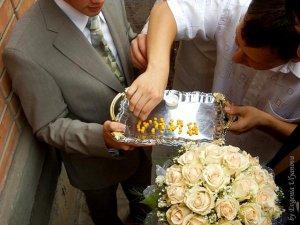 Традиция выкупа невесты
