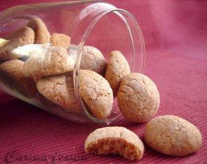 Рецепт миндального французского печенья