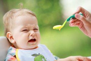 Когда малыш не хочет есть с ложечки