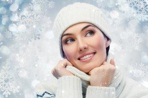 Как защитить кожу зимой?