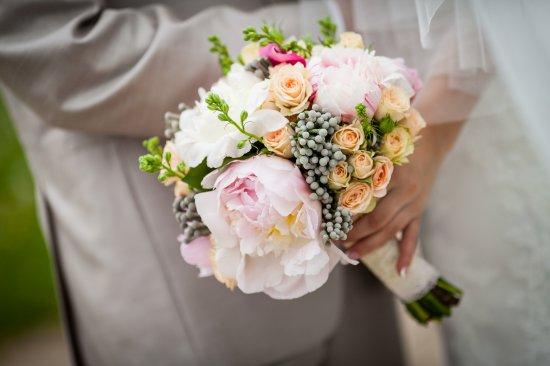 Букет невесты как сделать фото