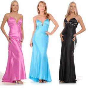 Как правильно выбрать длинное платье