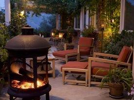 Подбор мебели для садового домика по принципу экономии пространства