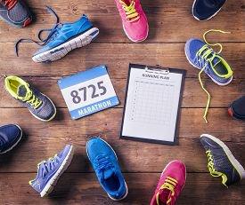 Как выбрать правильную обувь для физкультуры?