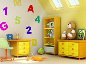 Красивый и удобный интерьер детской комнаты от профессионалов