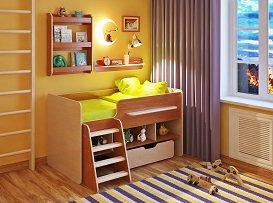 Правильная детская комната