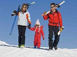Если вы решили встать на лыжи